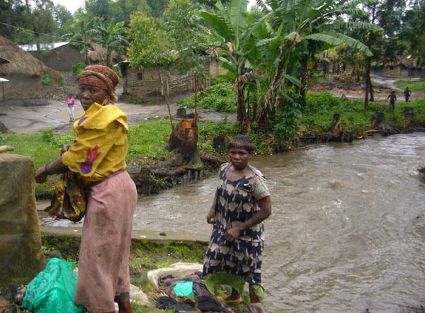 Жители Конго / Фото из Конго (бывш. Заир)