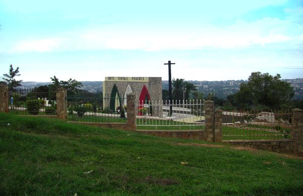 В городе Бужумбура, Бурунди / Фото из Конго (бывш. Заир)