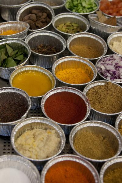 Десяток индийскийх специй