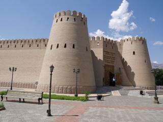 Музей / Таджикистан