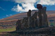 Аху Тонгарики / Чили