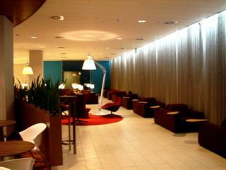 KLM Crown Lounge / Нидерланды