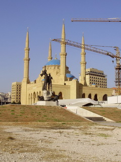 Мечети и церкви  / Ливан