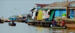 Плавучая деревня / Камбоджа