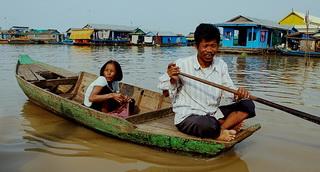 Местные жители / Камбоджа