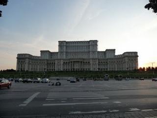 В Бухаресте / Болгария