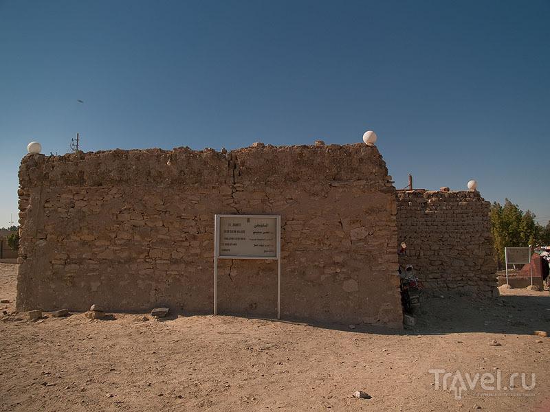 Гробница Bannentiu, Бавити / Фото из Египта