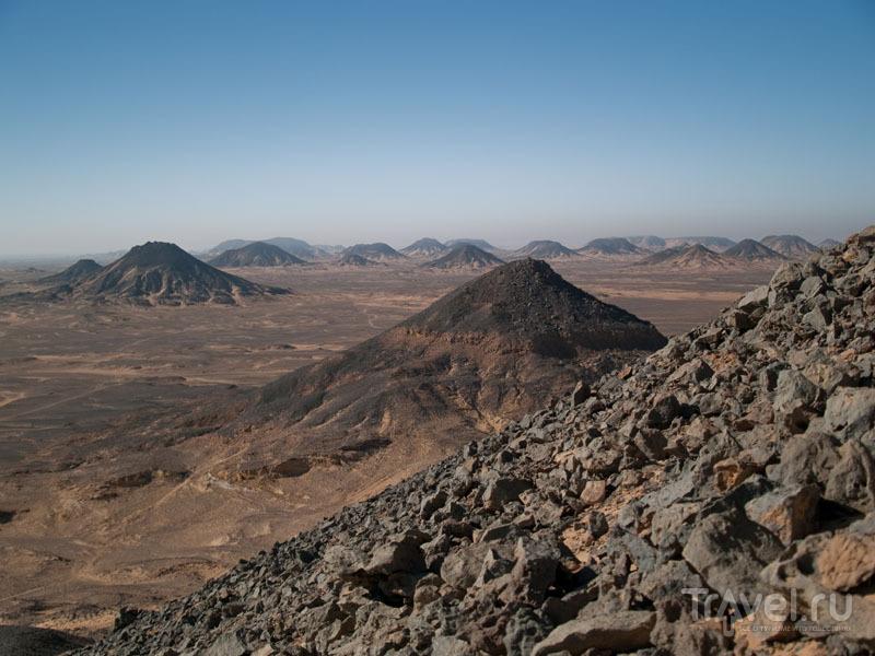 Черная пустыня - Black Desert / Фото из Египта