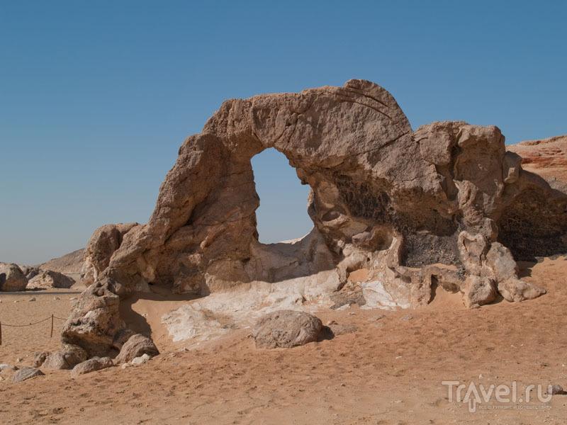 Crystal Mountain в Белой пустыне / Фото из Египта