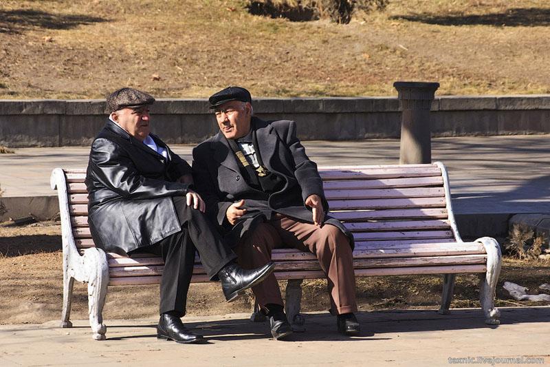 Жители Армении / Фото из Армении