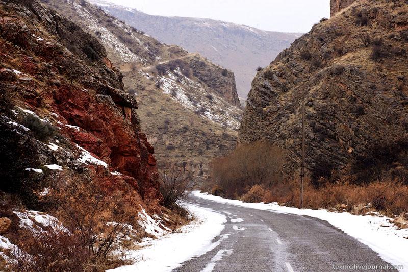 Горы Армении / Фото из Армении