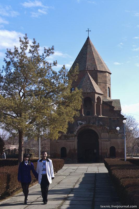 Церковь Святой Шогакат, Вагаршапат / Фото из Армении