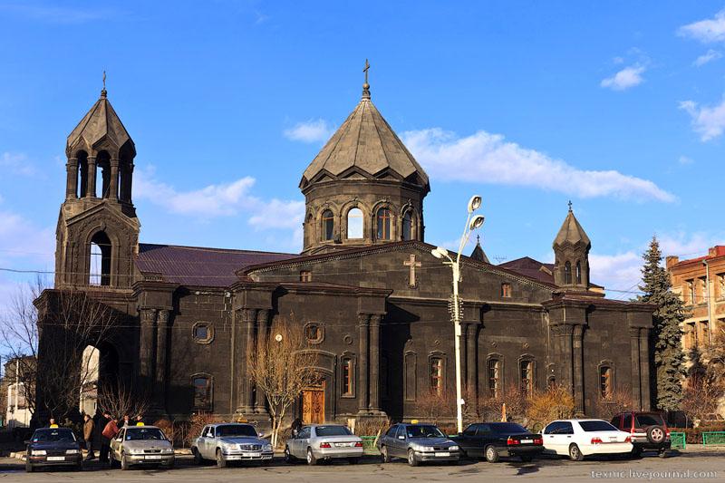 Собор в Гюмри / Фото из Армении
