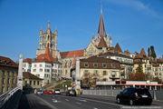 Шпили Кафедрального собора / Швейцария