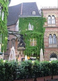 И старинными зданиями / Австрия