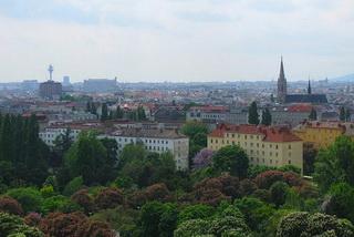 Вид с Reisenrad / Австрия