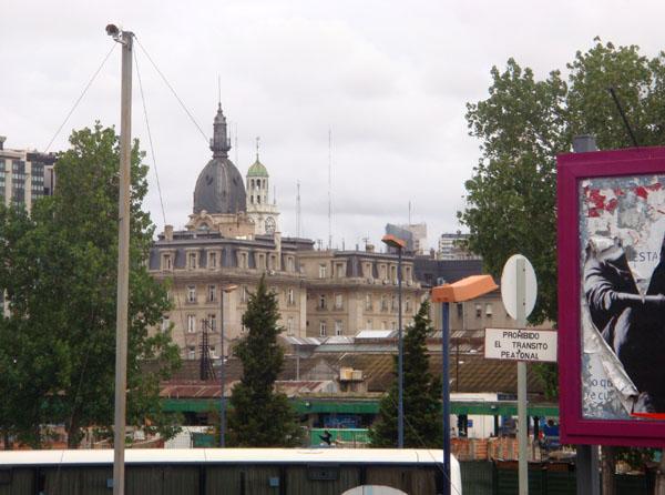 Вокзал Ретиро в Буэнос-Айресе / Фото из Аргентины