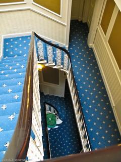 Лестница / Великобритания