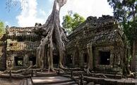 Популярное для фотографий место / Камбоджа