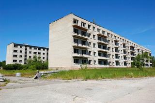 Военный городок Ирбене / Латвия