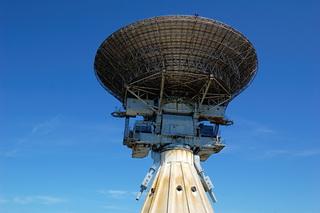 "32-метровая антенна ""Сатурн"" / Латвия"