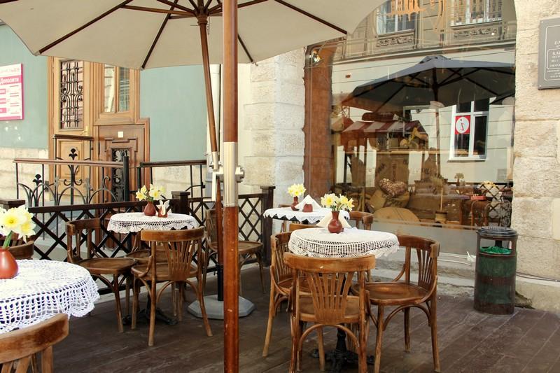 Кофейня во Львове / Фото с Украины