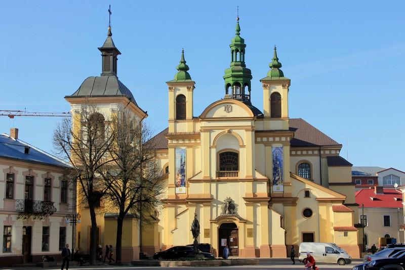 Художественный музей в Ивано-Франковске / Фото с Украины