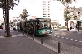Израильская автобусная сеть / Израиль