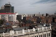 Крыши старого города / Китай