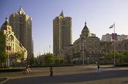 Новые кварталы / Китай