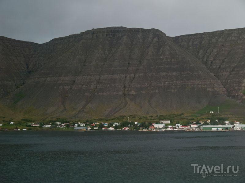 Городок Бильдудалур / Фото из Исландии