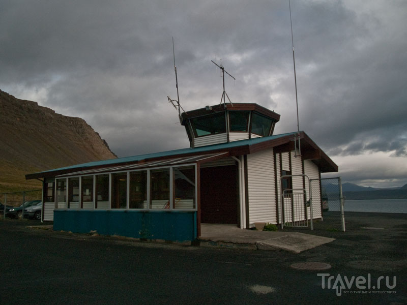 Аэропорт Bildudalur  / Фото из Исландии