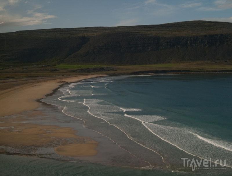 Живописный Патрикс-фьорд / Фото из Исландии