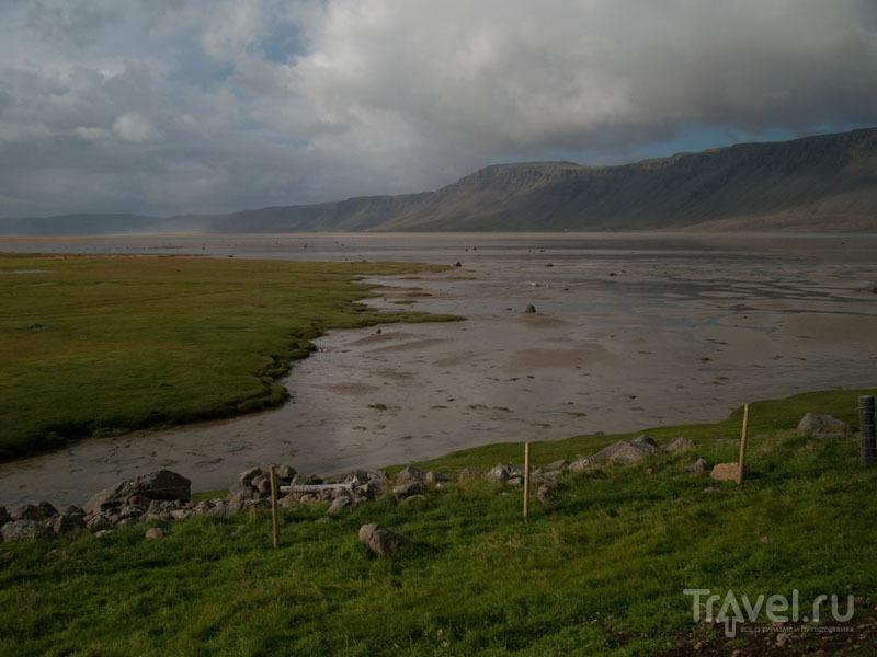 Типичный вид Западных фьордов Исландии / Фото из Исландии