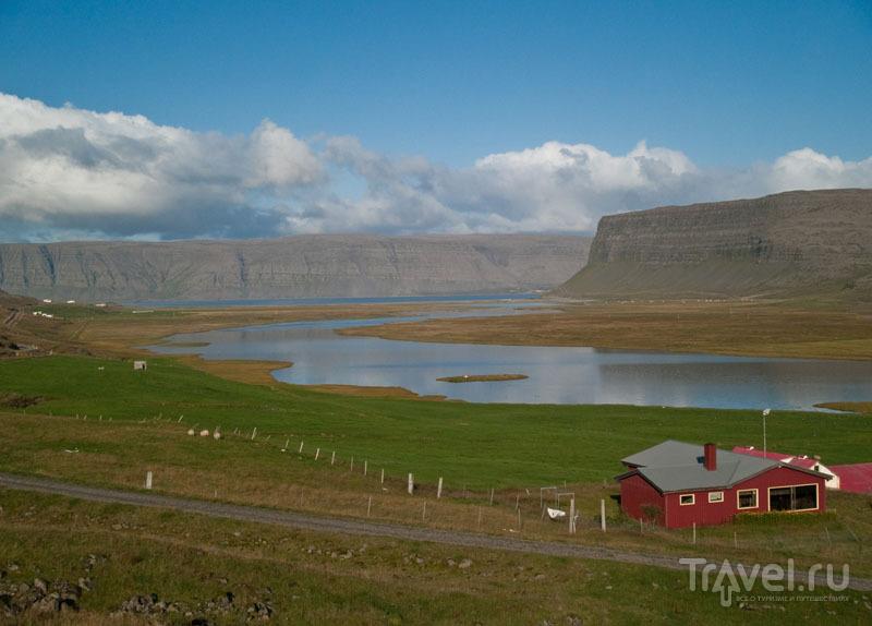 Умиротворяющие красоты Западных фьордов / Фото из Исландии