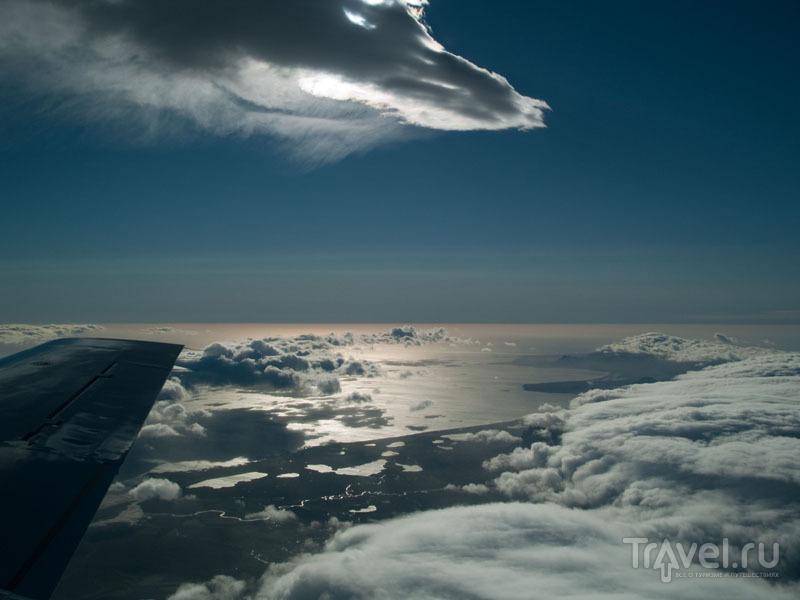 Инфернальные облака в переменчивую исландскую погоду / Фото из Исландии