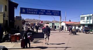 Выглядит это феерично / Боливия