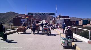 Потопал в Боливию / Боливия