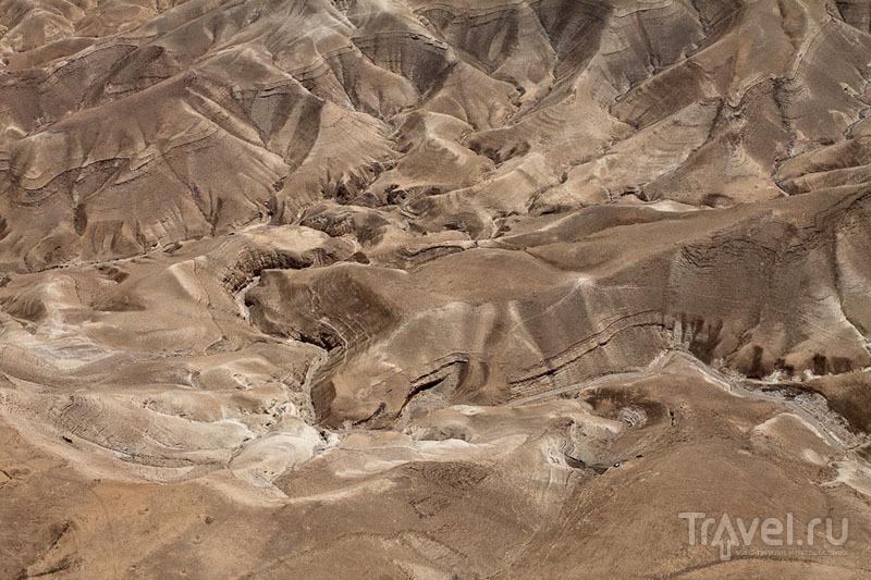 Ущелье реки Кедрон / Фото из Палестины