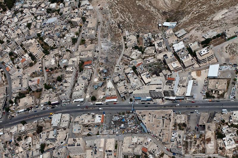 Арабская деревня / Фото из Палестины