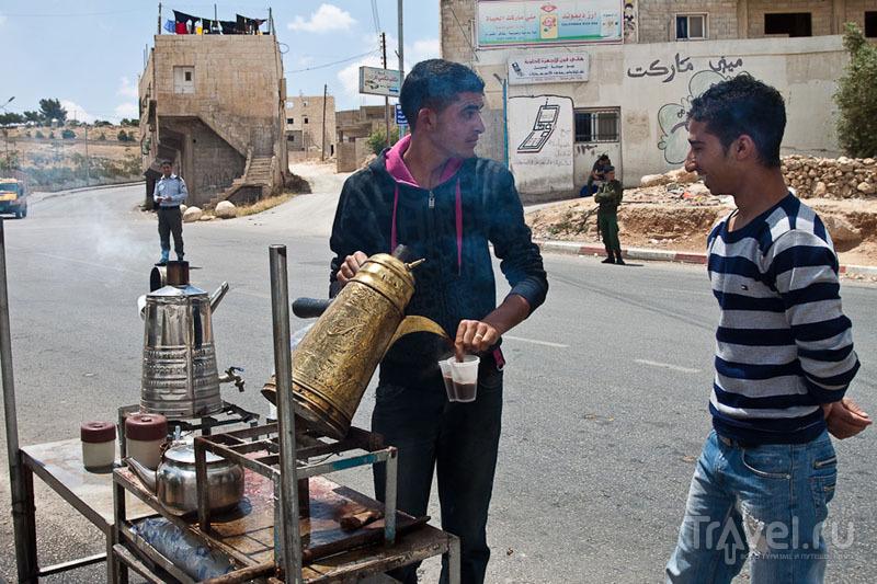 Жители палестинских территорий / Фото из Палестины