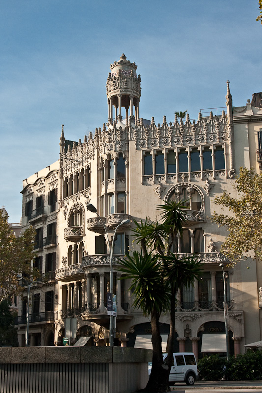старинные дома / Испания