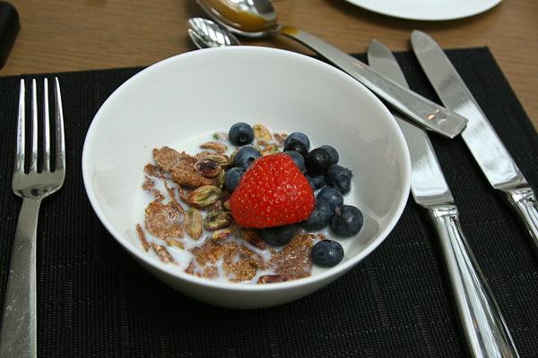 здоровый завтрак / Испания