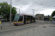 """На трамвае """"LUAS"""" / Ирландия"""