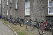 Парковка для студентов / Ирландия