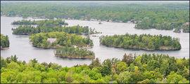 1800 островов / Канада