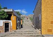 Дорога на Kinich Kak Moo / Мексика