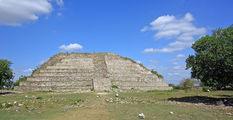 Пирамида Kinich Kak Moo / Мексика