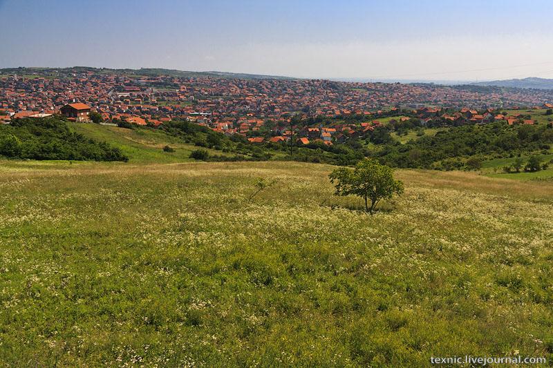 Пейзаж Сербии / Фото из Сербии