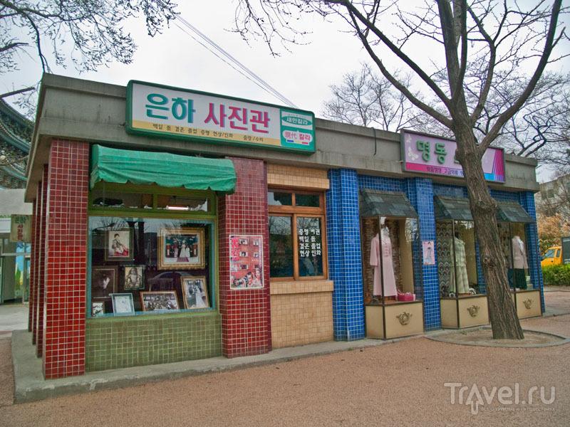 Стилизованная Корея 1970-х годов / Фото из Южной Кореи